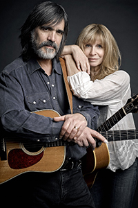 Larry Campbell & Teresa Williams en concert